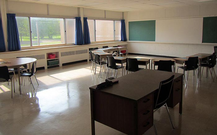 Riverbend Academy Classroom